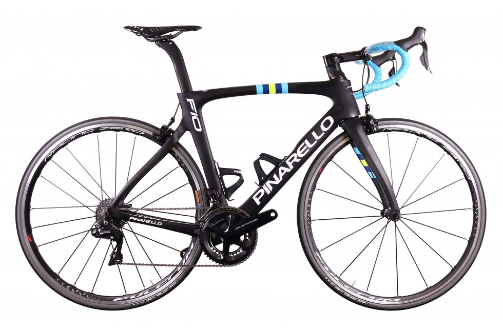 Dogma F10 with Continental brakes